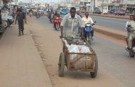 Vente de fers: Les épaves à la mode à Cotonou