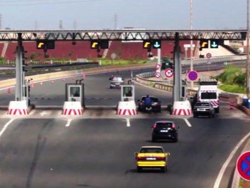 Sénégal: la vidéosurveillance sur les autoroutes à péage autorisée