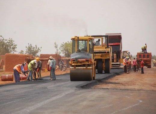 Niger: plus de 1000 km de routes bitumées entre 2011 et 2019