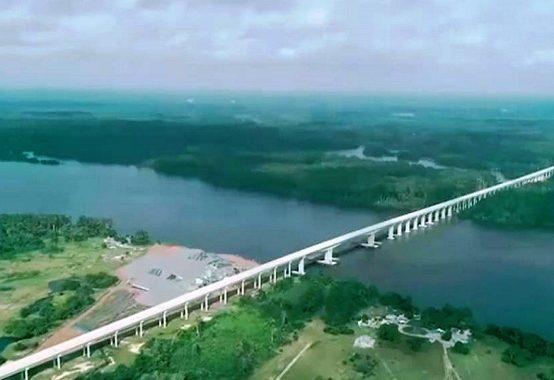 Gabon: la route Port-Gentil-Omboué achevée
