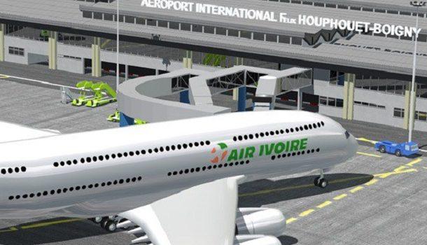 Aéroport d'Abidjan: les contrôles renforcés pour contrer le Covid-19