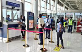 Togo : l'aéroport de Lomé renforce sa protection contre Ebola et Covid-19
