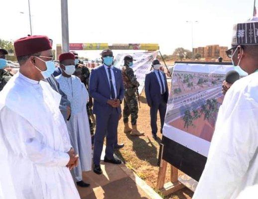 Niger: les travaux d'un 4ème  échangeur à Niamey lancés