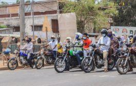 Togo : les conducteurs de taxi-moto pourraient être exonérés de frais de péage si…