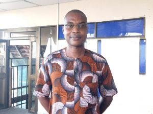 Virgile Ahouansè, Président de l'Ong Médias & Citoyenneté