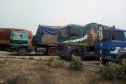 Dégâts collatéraux de la fermeture des frontières:  L'enfer des conducteurs de Kraké