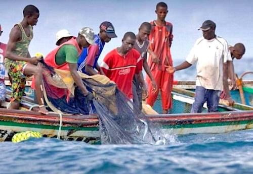 Le Togo veut mieux contrôler les activités de pêche et ses ressources en eau
