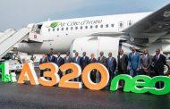 Air Côte d'Ivoire réceptionne son nouvel A320Neo