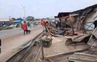 Gabon : les occupants illégaux de la voie publique déguerpis à Libreville