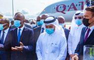 Côte d'Ivoire : la liaison Abidjan-Doha de Qatar Airways lancée à Abidjan