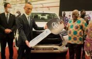 Automobiles: Toyota ouvre une usine de montage au Ghana