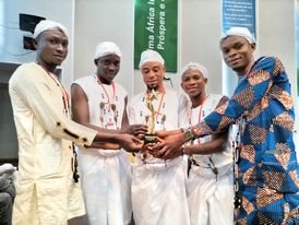 Niger : Les Béninois décrochent 4 trophées et un Tableau d'honneur au WAMMA 21