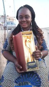 Nana TEPA, lauréate du Prix de la Meilleure Vidéo Autochtone