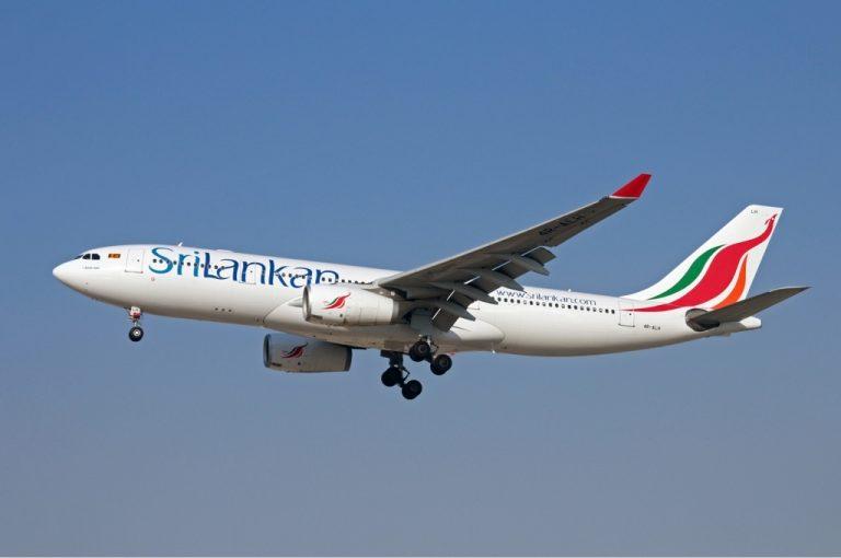 SriLankan Airlines rouvre la ligne Paris-Colombo