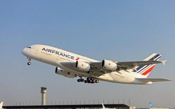 Air France reçoit son premier A220-300