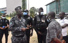Côte d'Ivoire : 958 véhicules mis hors de la circulation à Abidjan